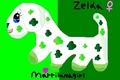 My webkinz Clover Puppy drawing!!:D
