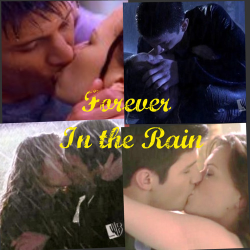 naley in the rain