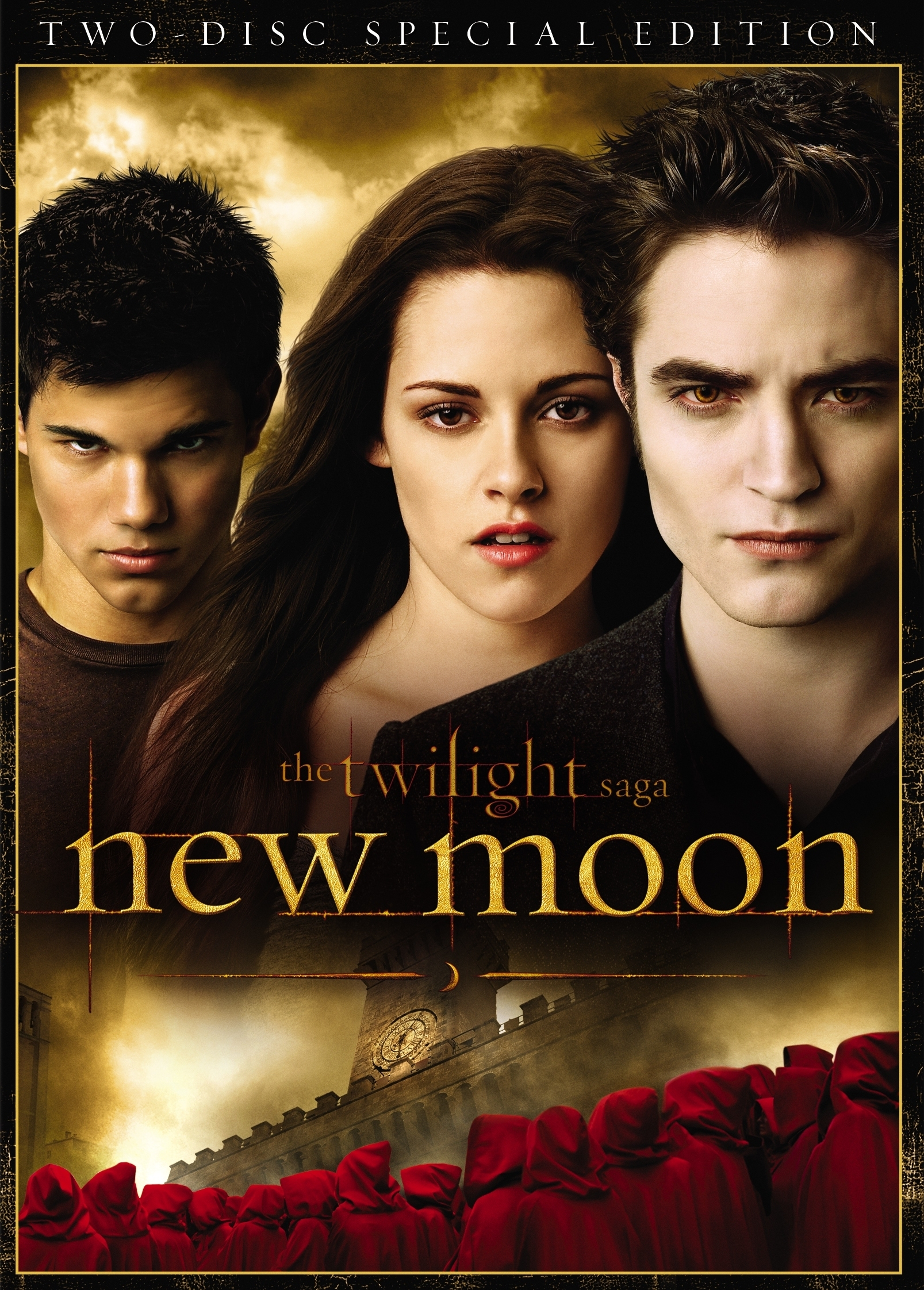 New Moon DVD Two Disc Special Edition HQ