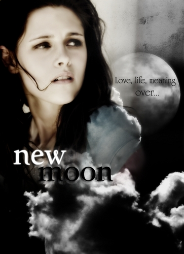 New Moon fanmade posters