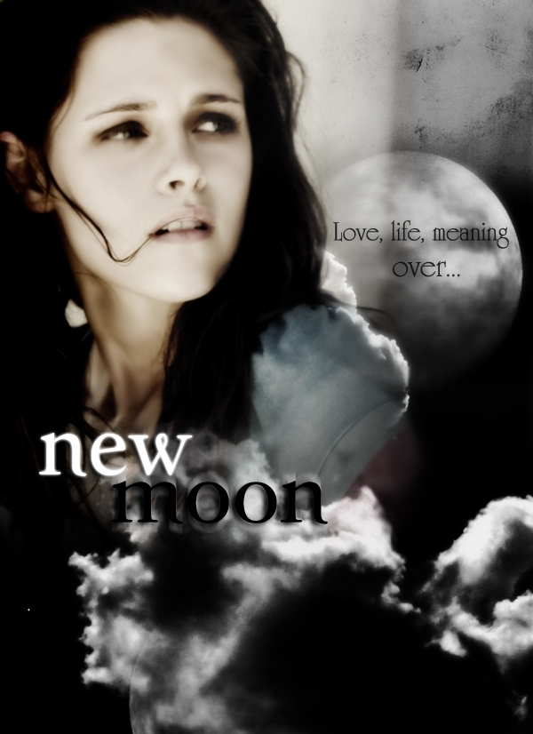 New Moon fanmade posters - New Moon Movie Fan Art (9968614) - Fanpop