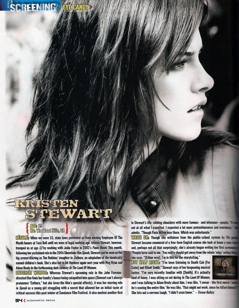 New/Old pics of Kristen