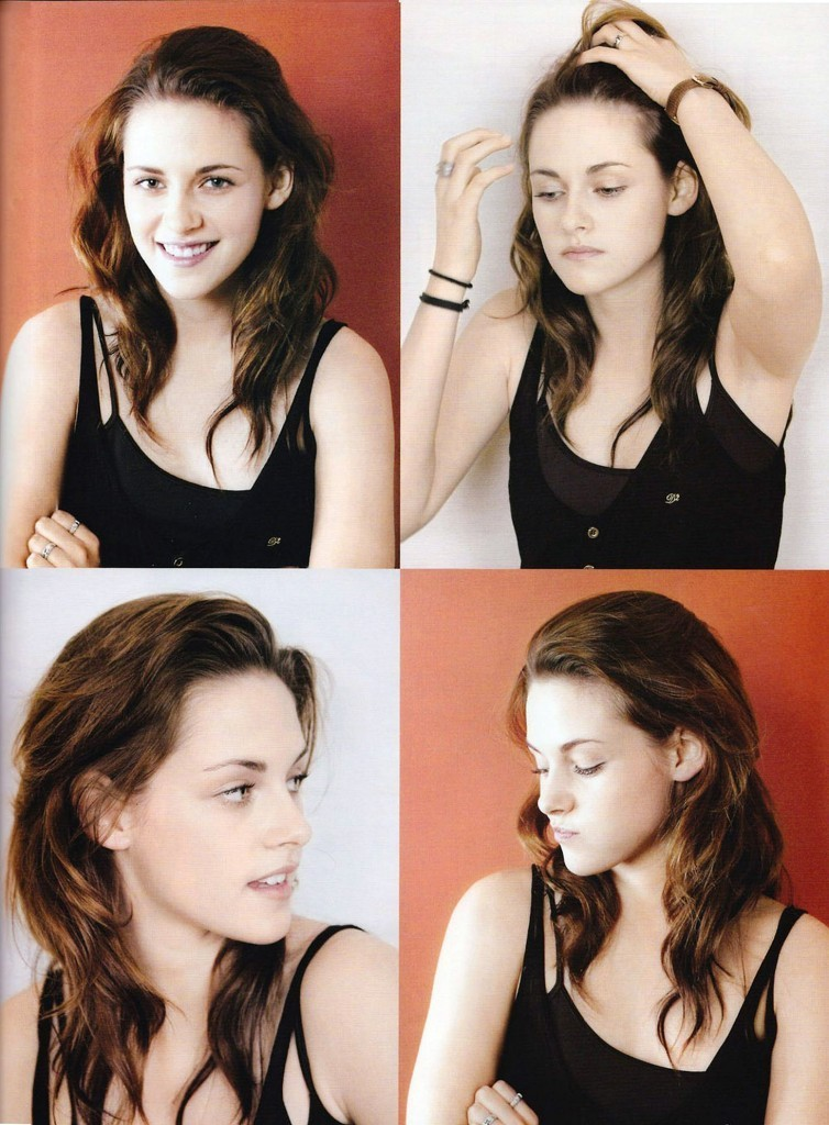 New/Old pics of Kristen