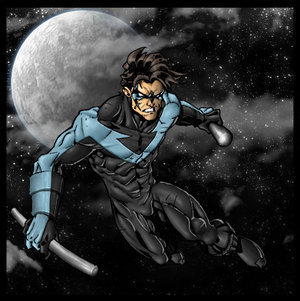 Batman Robin Images Nightwing Wallpaper And Background Photos