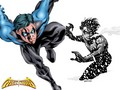 Nightwing - batman-and-robin wallpaper