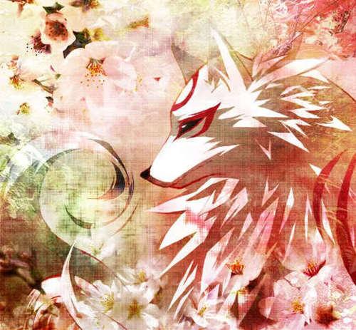 Okami অনুরাগী Art