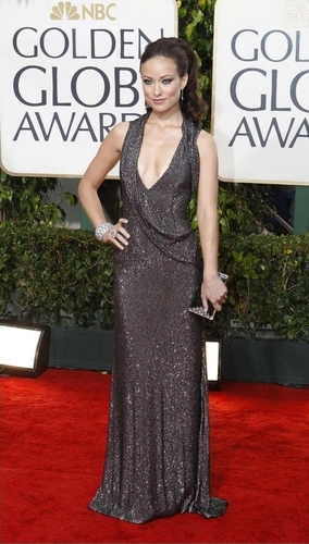 Olivia Wilde at the 67th Annual Golden Globe Awards(January 17th)