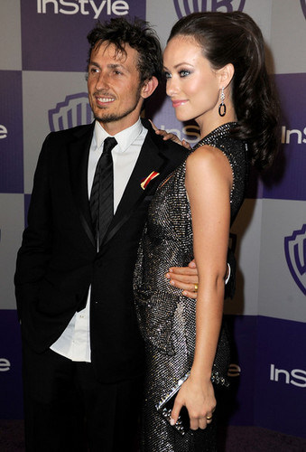 Olivia Wilde @ the 2010 InStyle/Warner Bros Golden Globes After Party