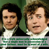 Pride and Prejudice photo entitled P&P '95: Fitzwilliam Darcy and Charles Bingley