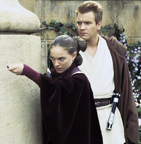 Padme and Ben