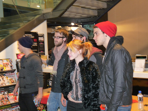 Paramore wallpaper entitled Paramore in Londra