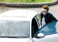 Pictures of Rob on the Twilight Set  - twilight-series photo