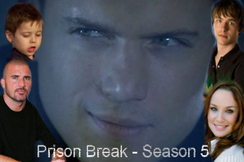 Prison Break - Season 5 - wentworth-miller Fan Art