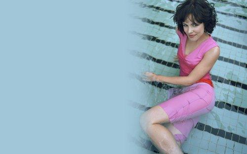 Rachel McAdams Widescreen karatasi la kupamba ukuta