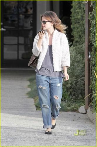 Rachel in Beverly Hills