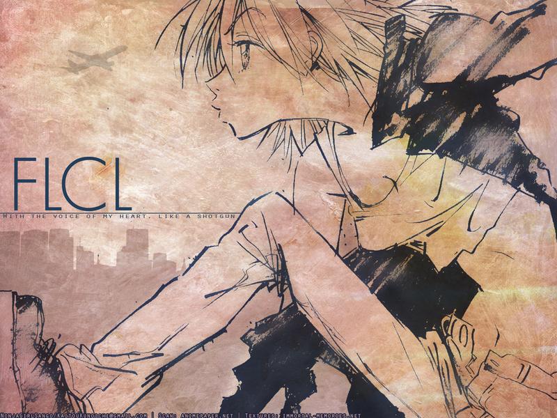 flcl wallpaper. FLCL Wallpaper (9982482) -