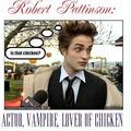 Rob Funny :D - twilight-series photo