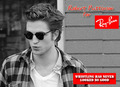 Rob and Ray Bans - twilight-series photo