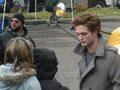 Robert Pattinson - Twilight set - twilight-series photo