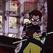 Robin - batman-and-robin icon