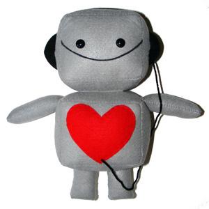 Robot Plush