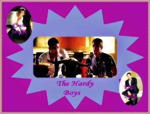 Ryan Wolfe & Eric Delko [The Hardy Boys]