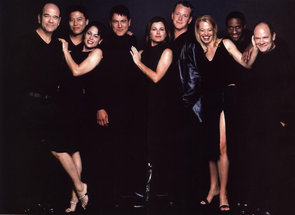 ST: Voyager cast