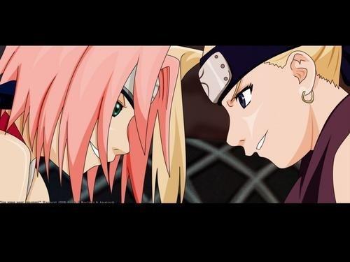 Sakura&Ino