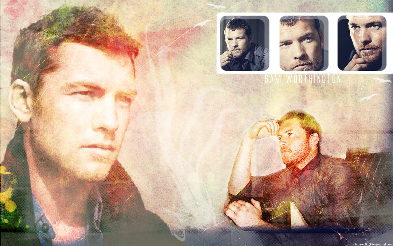 Sam Worthington 壁纸