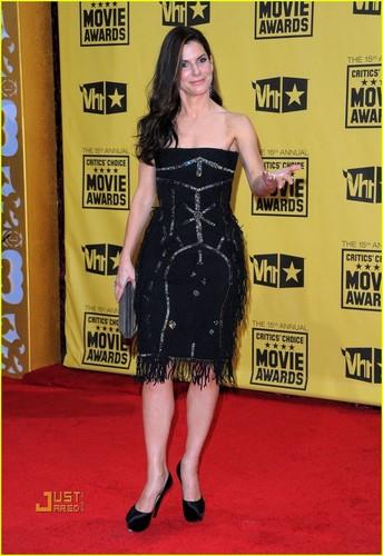 Sandra Bullock @ Critics' Choice Awards 2010