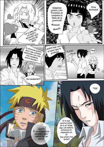 SasuSaku  Manga Fanfiction