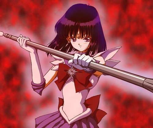 Sailor Saturn वॉलपेपर called Saturn and her silence glaive
