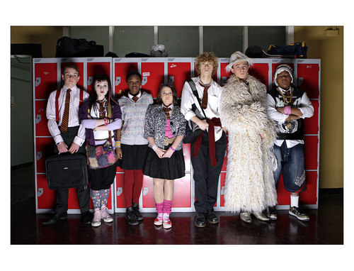 Series 3 cast  - mi-high-cbbc Photo
