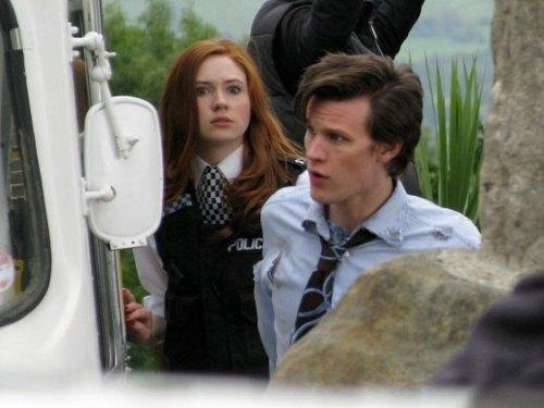 Series 5 Filming Pics