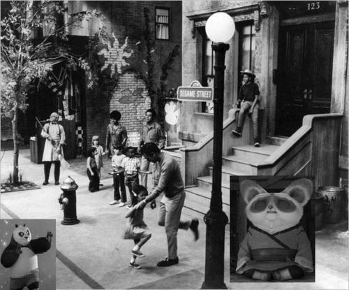 Sesame straat 40 years of sunny days