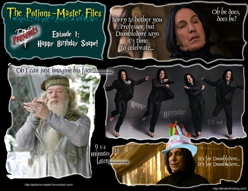Snape's Birthday