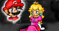 Someday My Prince WIll Come - mario-and-peach fan art
