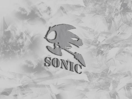 ソニック・ザ・ヘッジホッグ 壁紙 called Sonic