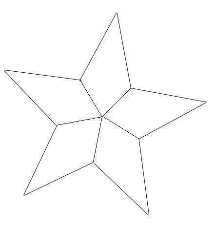 polyvore clippingg♥ wallpaper called Star Template