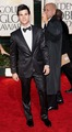 Taylor Lautner - 67th Annual Golden Globe Awards - twilight-series photo