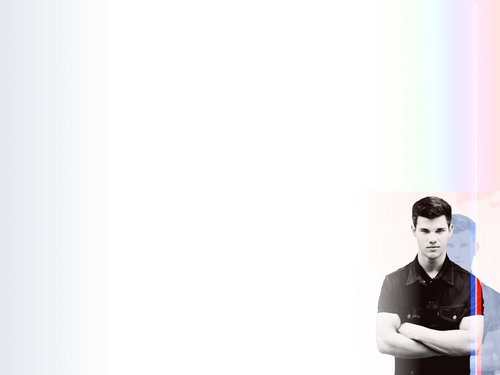 Taylor/Jacob Fan Girls wallpaper entitled Taylor Lautner