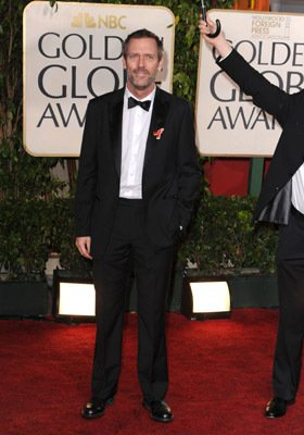 The 67th Annual Golden Globe Awards - Hugh Laurie