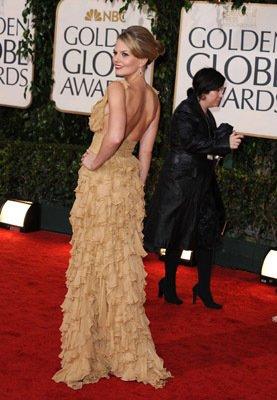 The 67th Annual Golden Globe Awards - Jennifer Morrison