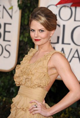 The 67th Annual Golden Globe Awards - Jennifer Morrison
