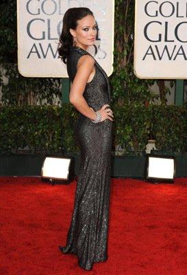 The 67th Annual Golden Globe Awards - Olivia Wilde