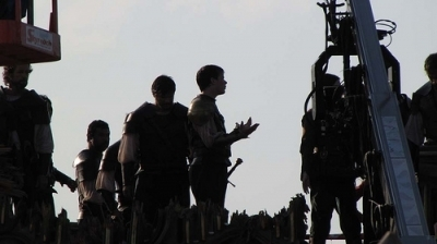 The Chronicles of Narnia - The Voyage of the Dawn Treader (2010) > On Set #1