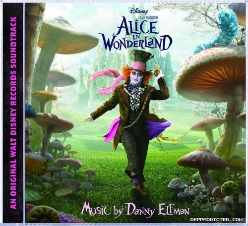 The Danny Elfman Soundtrack Artwork