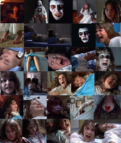 The Exorcist fan art