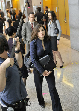 The Good Wife - Behind the scenes