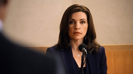 The Good Wife wallpaper entitled The Good Wife - Unprepared - S01E08